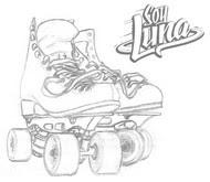 Dibujos Para Colorear Soy Luna Morning Kids