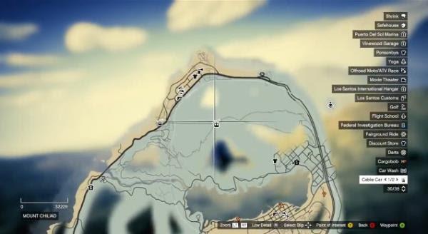 GTA V Easter Eggs: como encontrar o símbolo dos Illuminati no jogo