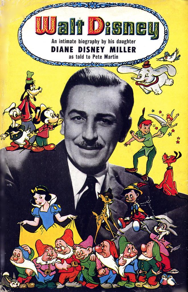 Walt Disney biography (UK edition)