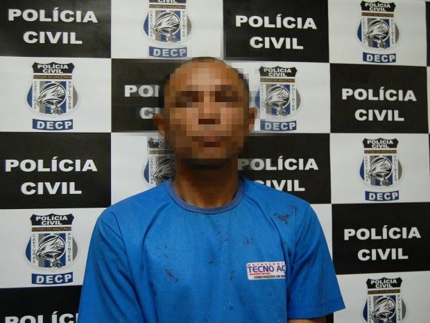 Segundo a polícia, homem estava foragido da Justiça desde 2003 (Foto: Divulgação/Polícia Civil)