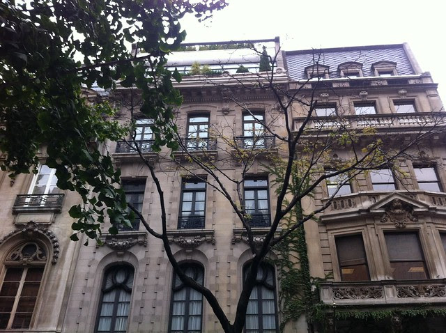17 E. 63rd St. French-inspired architecture (middle)