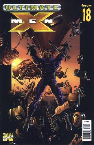 X-MEN, ULTIMATE (PLANETA-DEAGOSTINI, 2002) 18