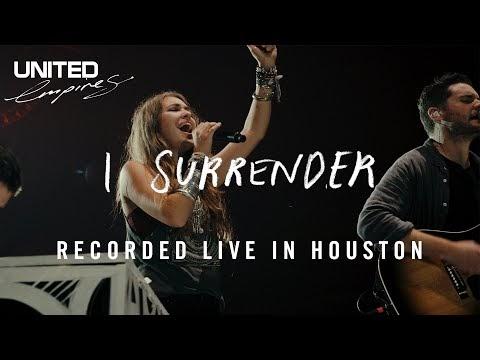 I Surrender Lyrics - Hillsong UNITED feat. Lauren Daigle