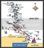 Eksotika Pantai Pasir Perawan Pulau Pari, Kep.Seribu