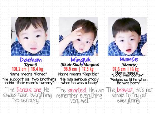 Cute Birthday Kpop Happy Birthday Babies Korean Triplets Manse