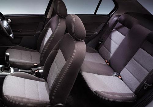 Ford Fiesta Classic Rear Seats