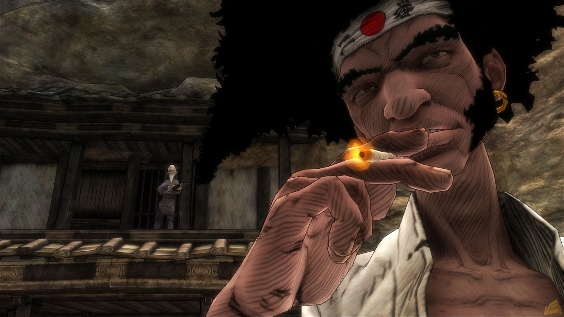 Why the hell haven't you played Afro Samurai? screenshot