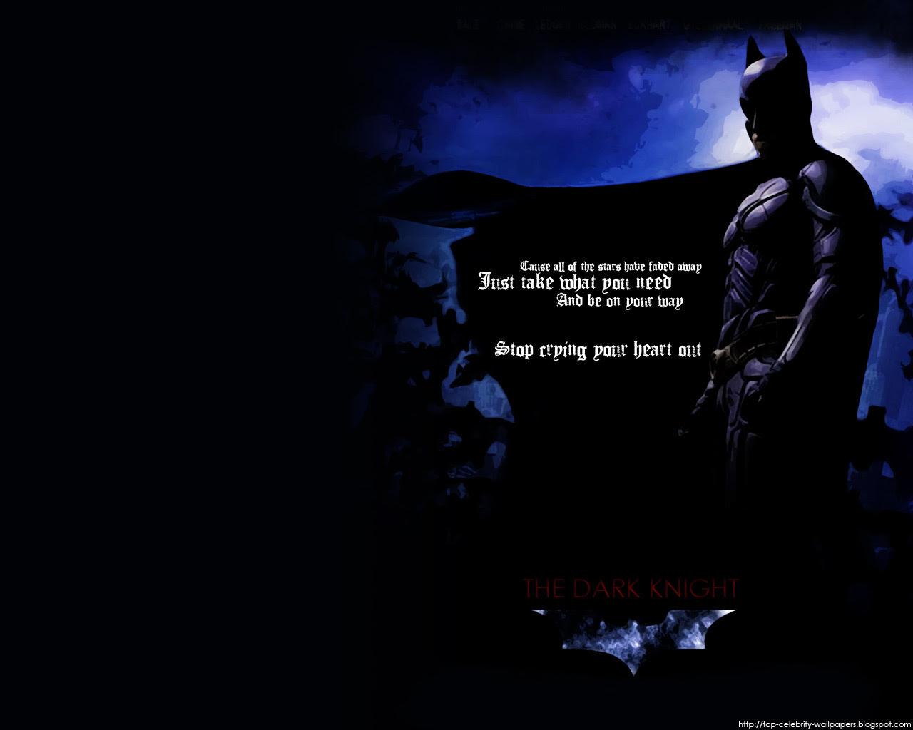 Batman The Dark Knight バットマン 壁紙 4862937 ファン
