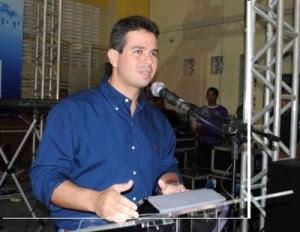O prefeito de São José de Ribamar, Gil Cutrim (PMDB).