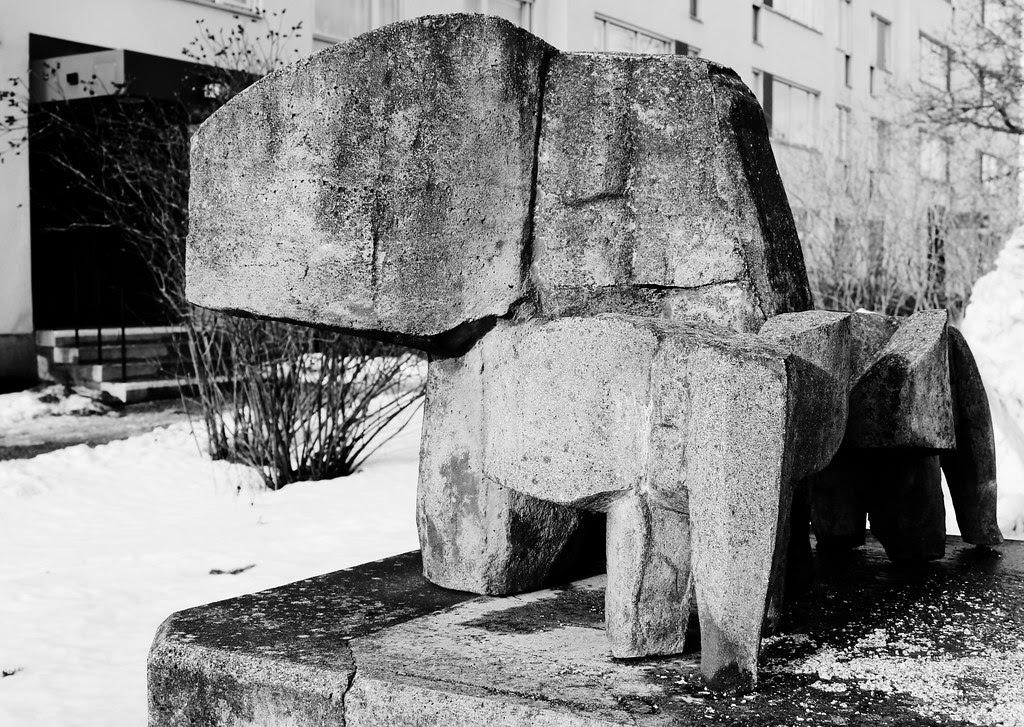 The Dreaming Elephants