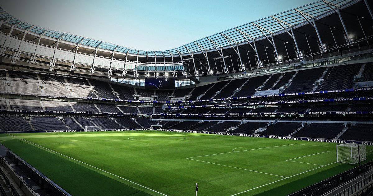Tottenham Stadium Wallpaper
