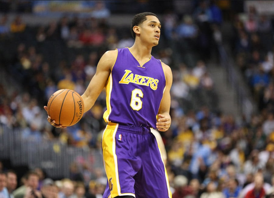 2016 Player pages - Jordan Clarkson | Los Angeles Lakers