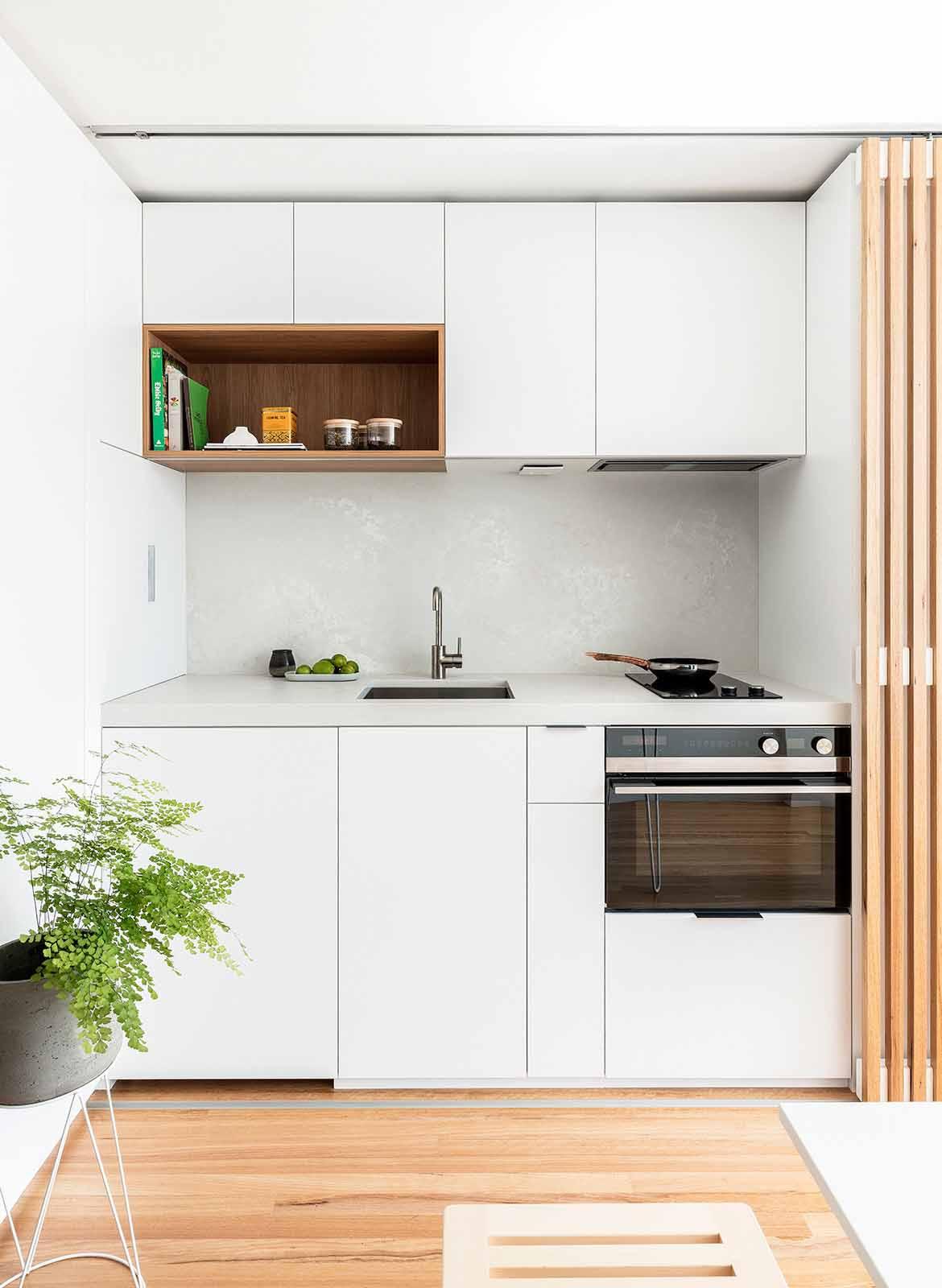 SMALL KITCHEN DESIGN IDEAS | The Home Studio | Interior ...