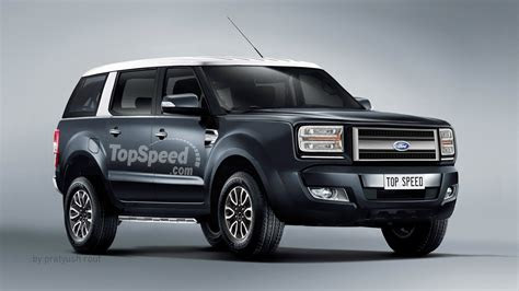 ford bronco top speed