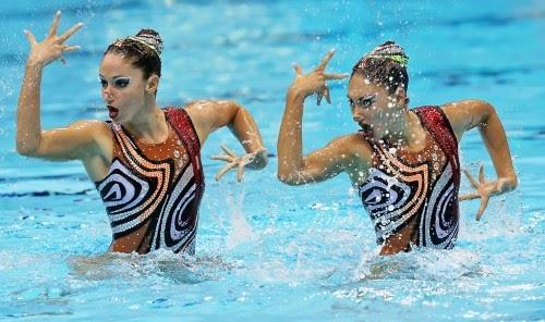 Τέλος για την συγχρονισμένη κολύμβηση , έρχεται η ρυθμική !