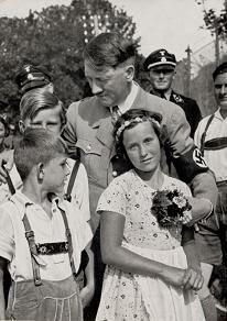 A nation in love with Hitler