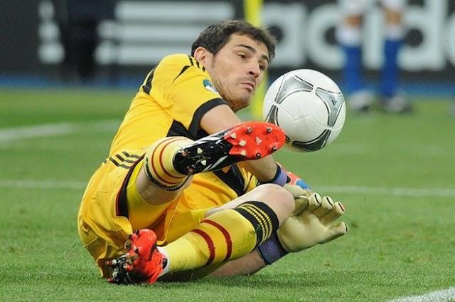 Colgar las alas, el documental sobre Iker Casillas