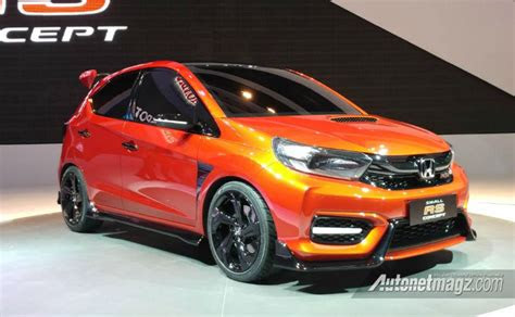 generation honda brio previewed  snazzier