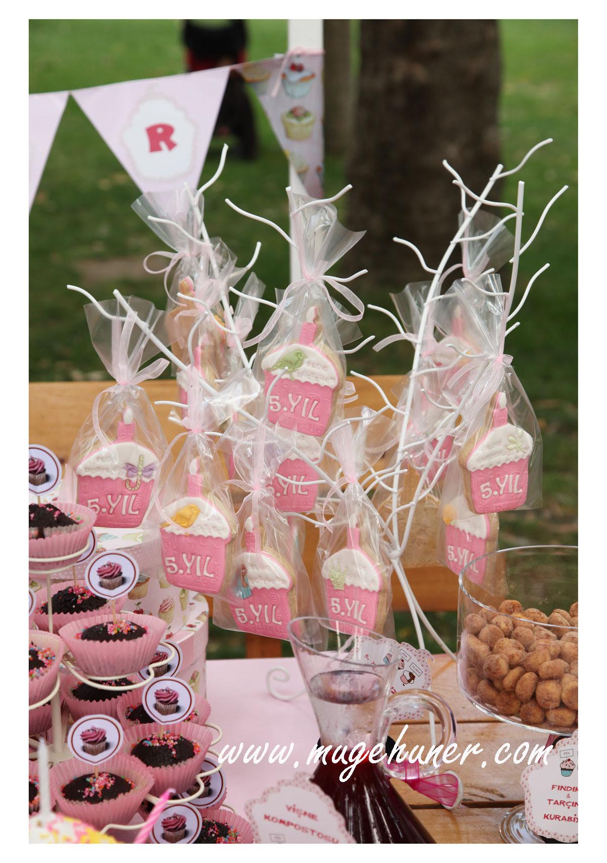 Cupcake Kurabiyeler-4