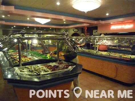 buffet   points