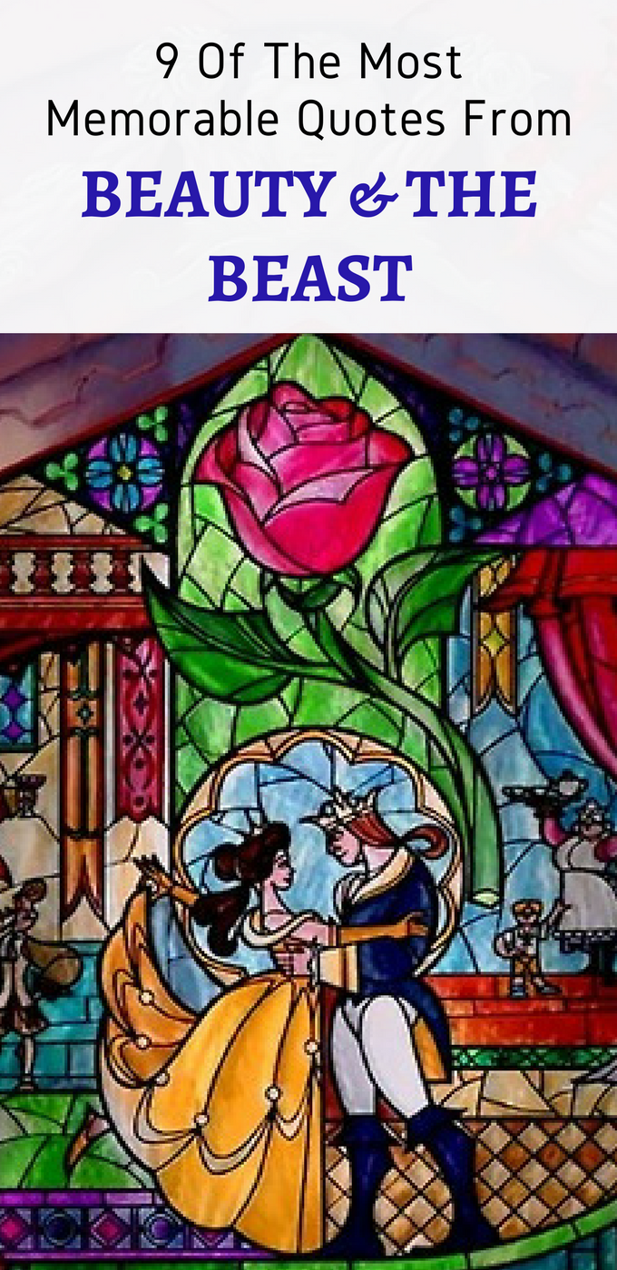 9 Of The Most Memorable Quotes From Beauty And The Beast Pretty