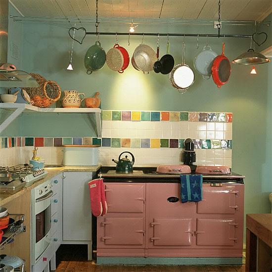 Colourful Kitchen Ideas | Home Design Ideas Essentials
