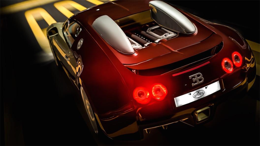 Bugatti Veyron 16.4 '13 Top Speed - Team Shmo