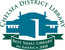 Chelsea District Library logo