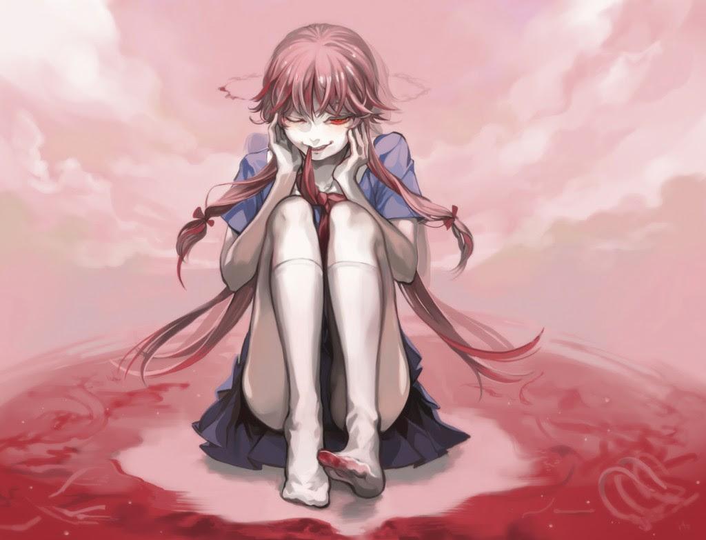Unduh 93+ Wallpaper Hd Anime Mirai Nikki HD Gratid