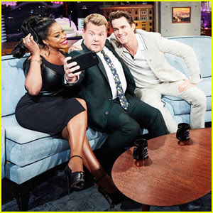 Matt Bomer Reveals His Safeword with Niecy Nash on 'Late Late Show' - Watch Here!
