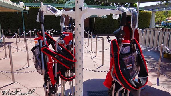 Disneyland Resort, Strollers, Stroller