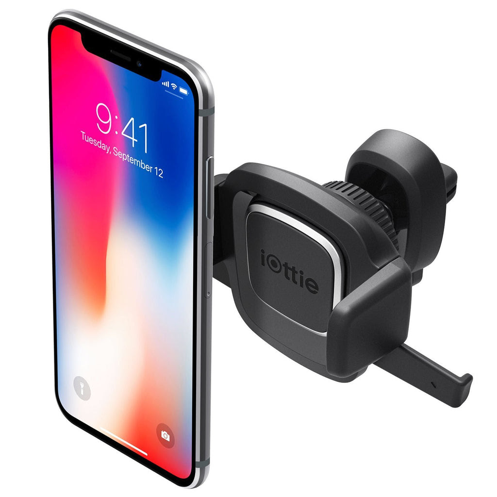 Iottie Easy One Touch 4 Air Vent Universal Car Mount Holder Cradle