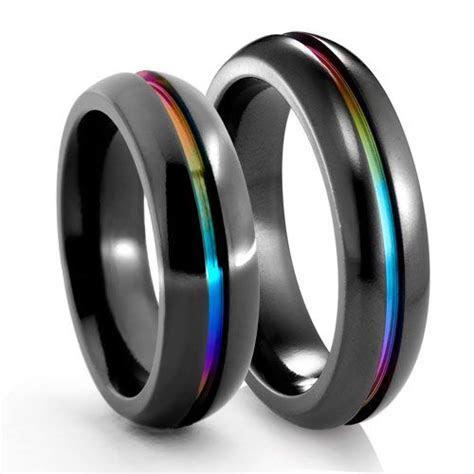 25  best ideas about Lesbian wedding rings on Pinterest