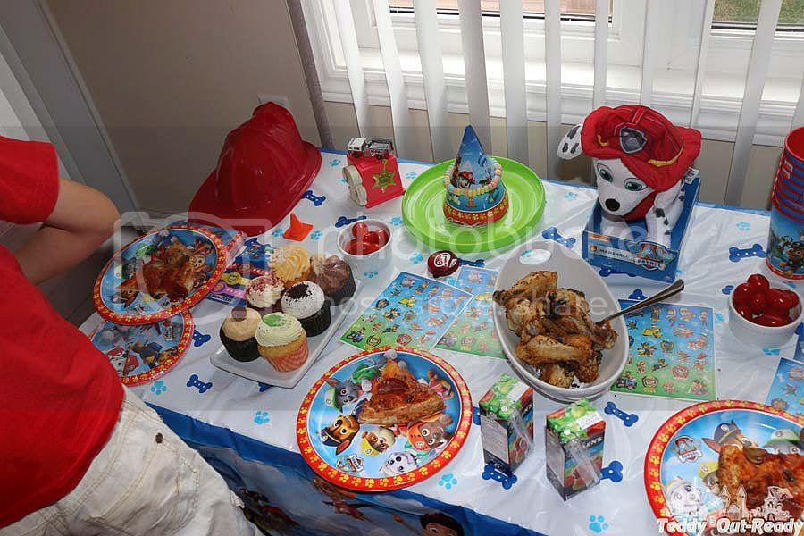 PAW Patrol Party