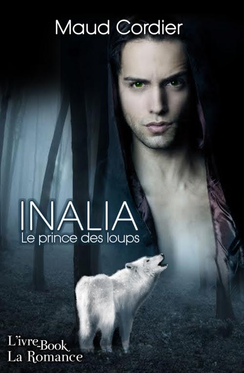 Couverture Inalia, le Prince des loups