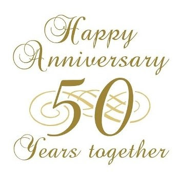 Messages For Happy 50th Wedding Anniversary Greeting Card Archives Congratulations Messages