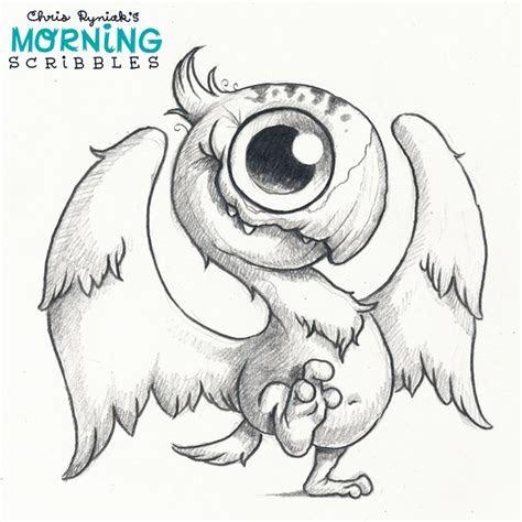 monster drawing ideas  pinterest monster