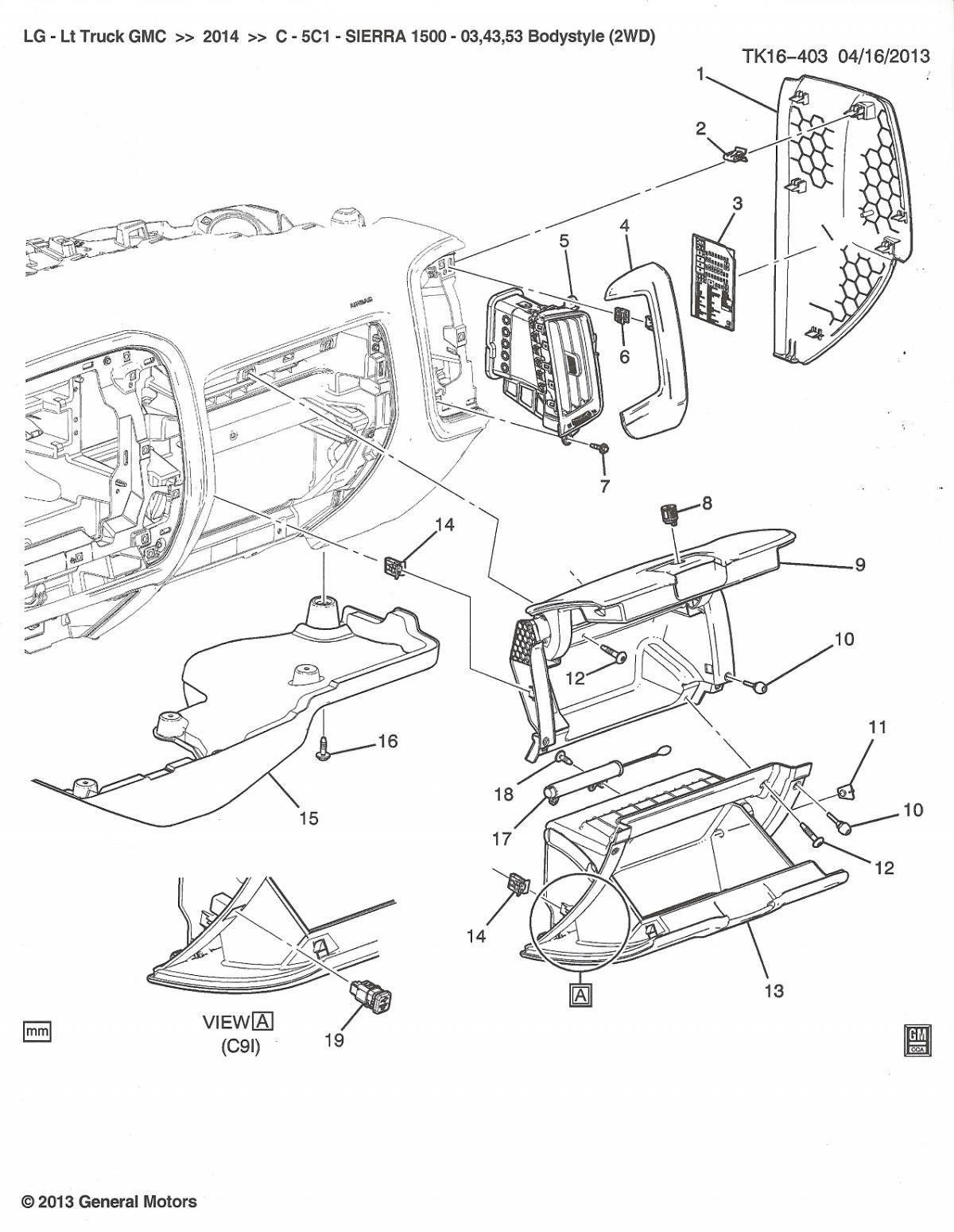 [DIAGRAM] 2010 Chevy Silverado Parts Diagram FULL Version ...