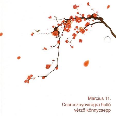 Vérző cseresznyevirág