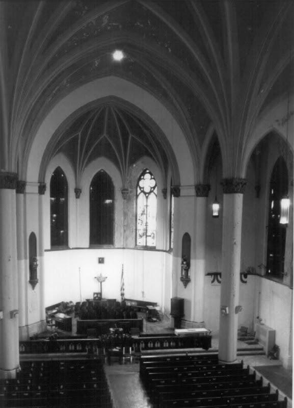Saint Apocalypse Church