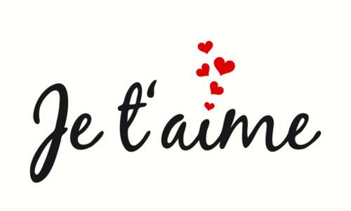 Te Amo En Frances Deguate Com