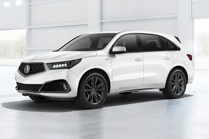2020 Acura Mdx Advance Package