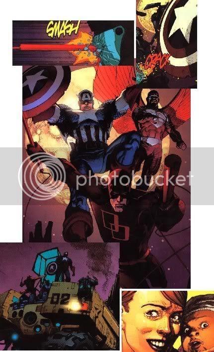Novos Vingadores: Guerra Civil