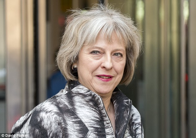 Foreign college students are to be banned from working in Britain under a fresh crackdown on immigration ordered by Home Secretary Theresa May