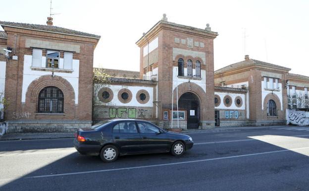 Instalaciones de la antigua prisión de Cáceres, ya sin servicio. :: /HOY