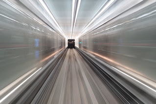 Washington Dulles Airport Train [Explored]