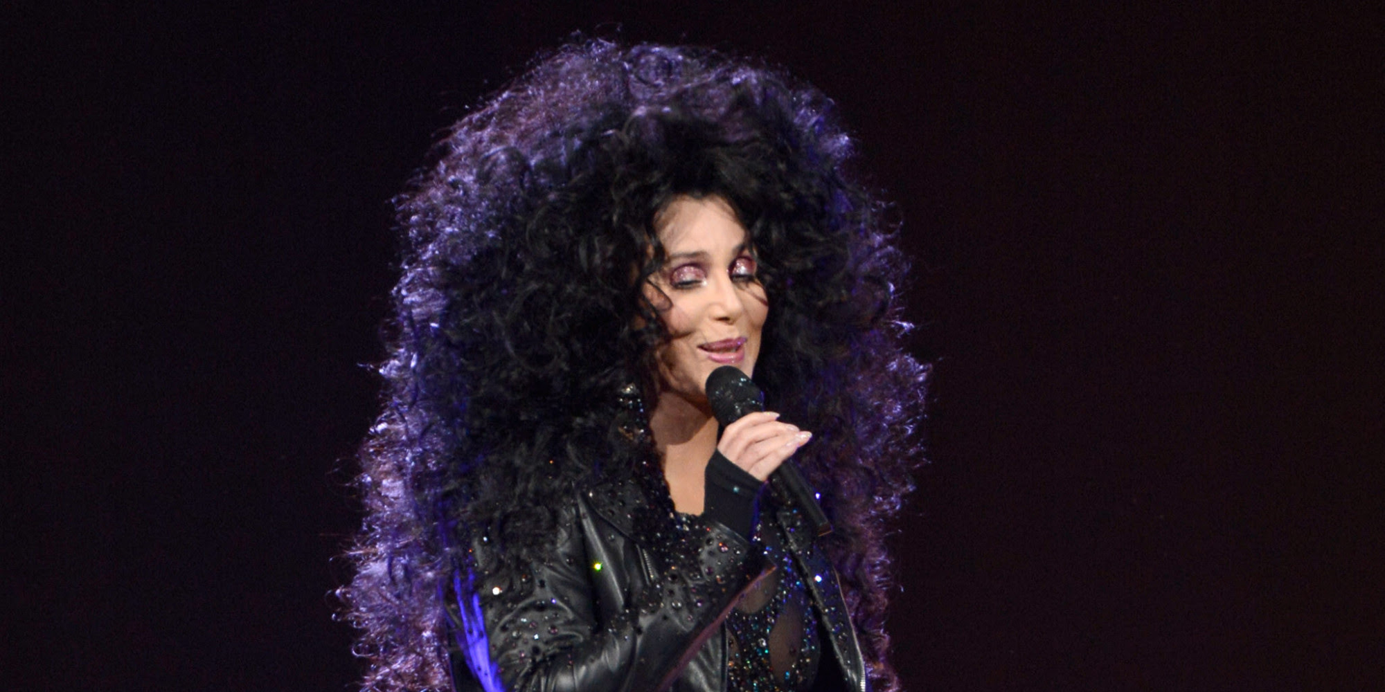 cher wows with outrageous outfits at 'dressed to kill