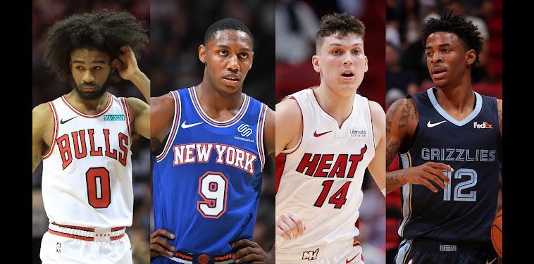 Best Rookies Nba 2019 20