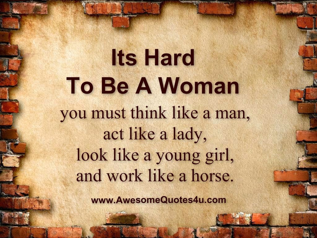 Act Like A Lady Think Like A Man Quote Quote Number 687639