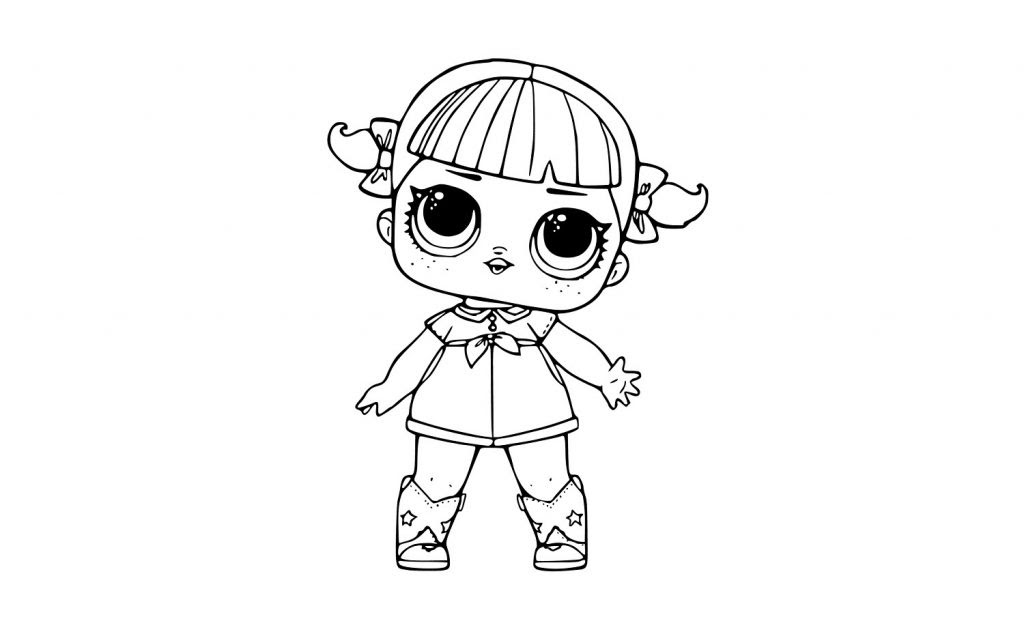 Lol Surprise Dolls Coloring Coloring Pages Auto Electrical Wiring